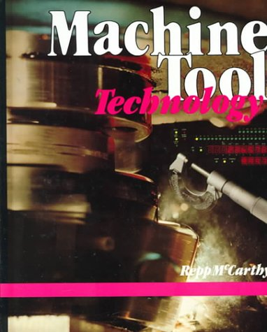 Machine Tool Technology 5th 1984 edition cover