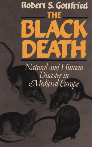 Black Death Natural and Human Disaster in Medieval Europe  1985 edition cover