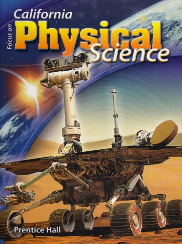 Focus on Physical Science California Edition: 1st 2007 9780132012706 Front Cover
