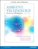 Assistive Technology Access for All Students 3rd 2015 edition cover