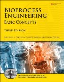 Bioprocess Engineering: Basic Concepts  2017 9780137062706 Front Cover