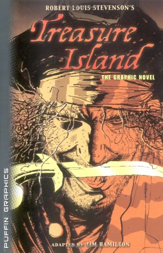 Treasure Island   2005 9780142404706 Front Cover