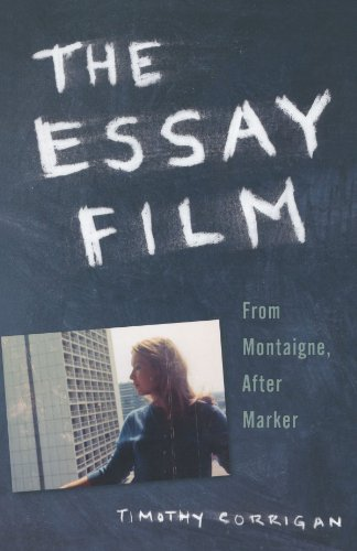 Essay Film From Montaigne, after Marker  2011 edition cover