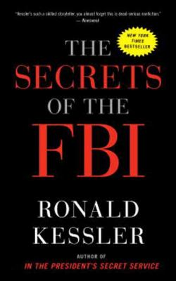 Secrets of the FBI   2012 edition cover