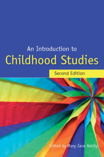 Introduction to Childhood Studies  2nd 2008 9780335228706 Front Cover