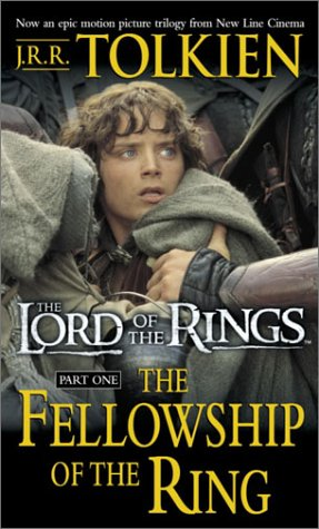 Fellowship of the Ring   1966 edition cover