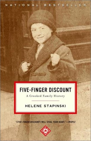 Five-Finger Discount A Crooked Family History N/A edition cover