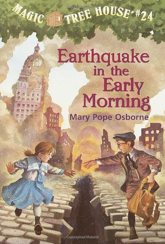 Earthquake in the Early Morning   2001 edition cover