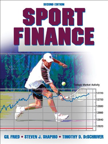 Sport Finance  2nd 2008 (Revised) 9780736067706 Front Cover