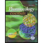 Pharmacology Essentials for Technicians  N/A edition cover