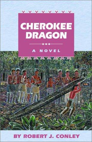Cherokee Dragon   2001 edition cover