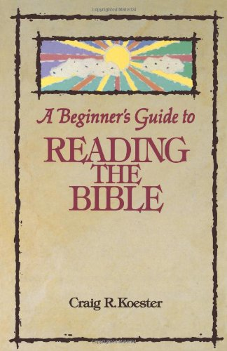 Reading the Bible  N/A edition cover