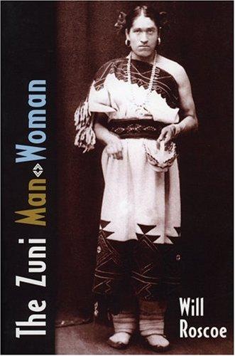 Zuni Man-Woman   1992 edition cover