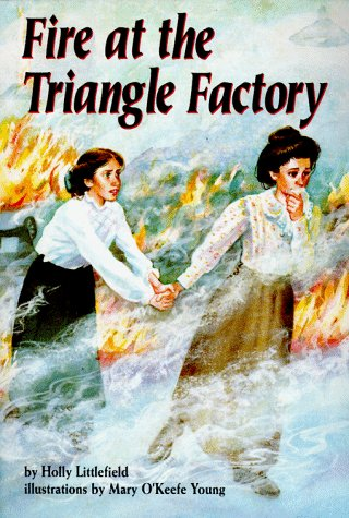 Fire at the Triangle Factory   1996 edition cover