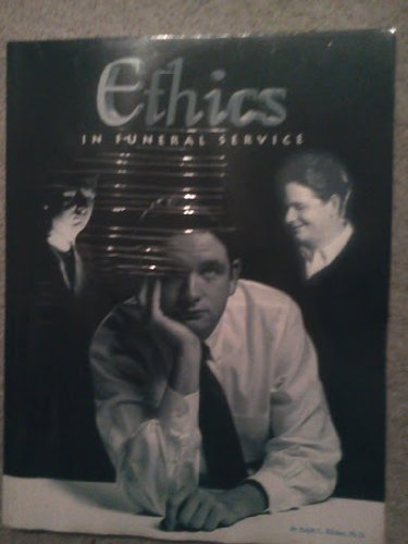 ETHICS AT FUNERAL SERVICE N/A edition cover