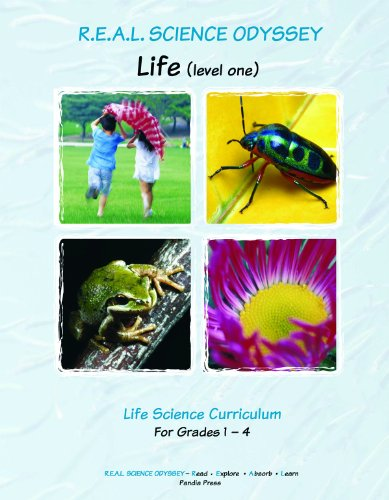 R. E. A. L. Science- Life (level One) : Read, Explore, Absorb and Learn Science  2004 edition cover
