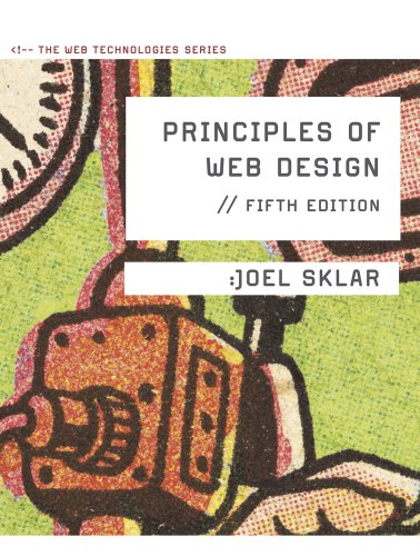 Principles of Web Design  5th 2012 edition cover