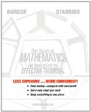 The Heart of Mathematics: An Invitation to Effective Thinking  2012 edition cover
