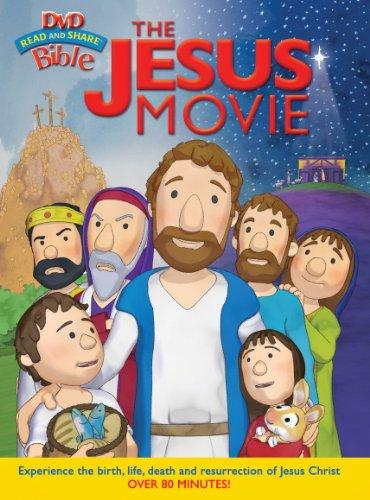 Jesus Movie   2010 9781400314706 Front Cover