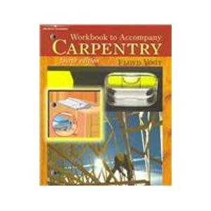 Carpentry  4th 2006 9781401870706 Front Cover