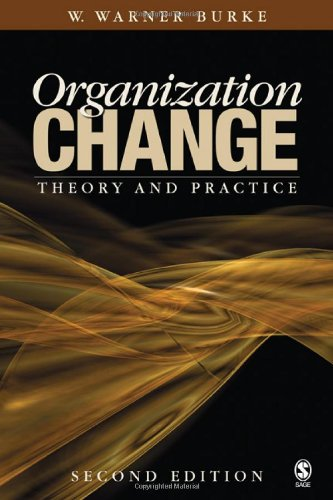 Organization Change Theory and Practice 2nd 2008 edition cover