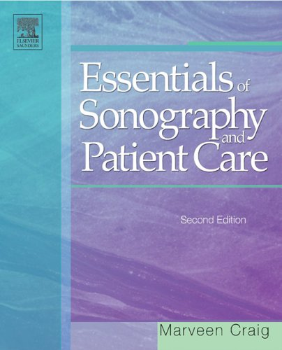 Essentials of Sonography and Patient Care  2nd 2006 (Revised) edition cover