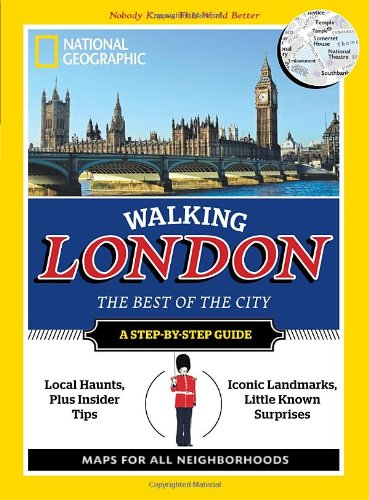 Walking London   2012 edition cover