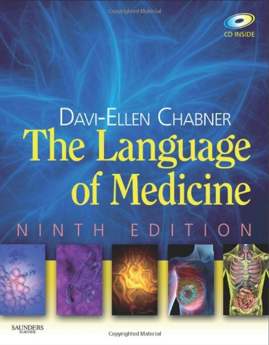 Language of Medicine  9th 2010 edition cover