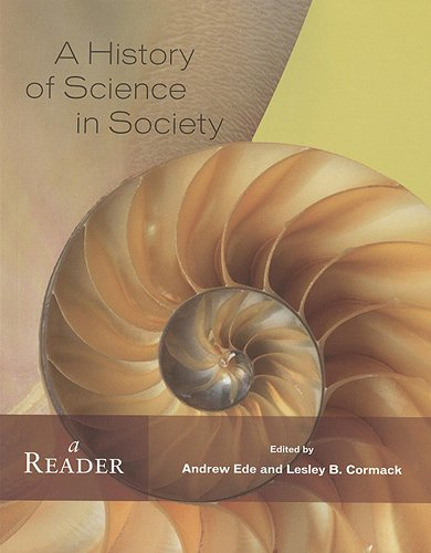 History of Science in Society A Reader  2007 edition cover