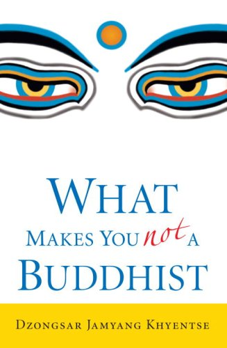 What Makes You Not a Buddhist   2008 edition cover