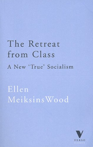 Retreat from Class A New 'True' Socialism  1998 edition cover