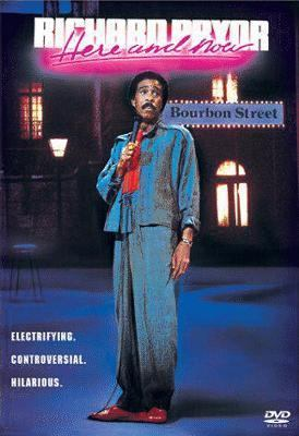 Richard Pryor Here and Now System.Collections.Generic.List`1[System.String] artwork