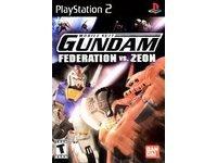 Mobile Suit Gundam: Federation vs  Zeon EAN:0045557180072