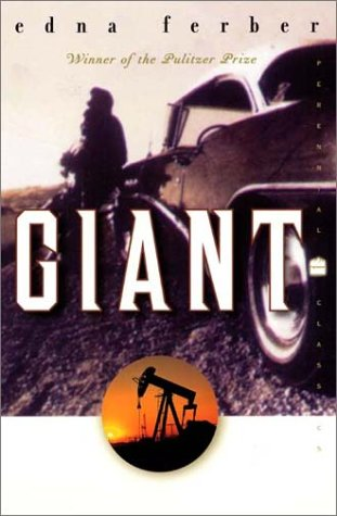 Giant A Novel  2019 9780060956707 Front Cover
