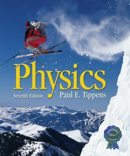 Physics  7th 2007 (Revised) 9780073222707 Front Cover
