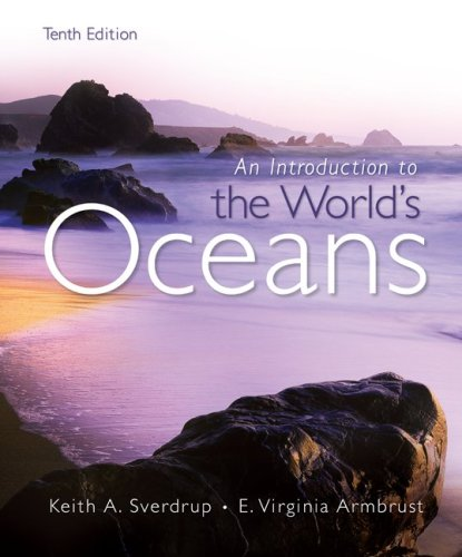 Introduction to the Worlds Oceans  10th 2009 edition cover