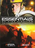 Essentials of Fire Fighting and Fire Deparment Operations  6th 2013 edition cover
