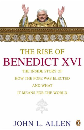 RISE OF BENEDICT XVI N/A edition cover