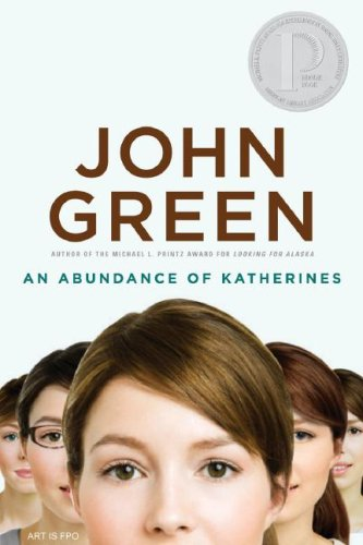 Abundance of Katherines   2010 edition cover