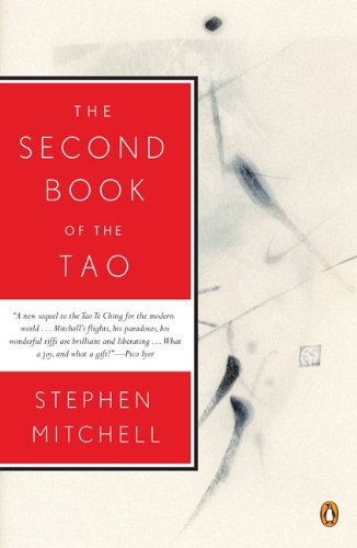 Second Book of the Tao  N/A 9780143116707 Front Cover