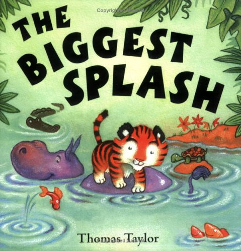 The Biggest Splash N/A edition cover