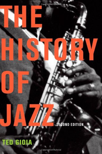 History of Jazz  2nd 2011 edition cover