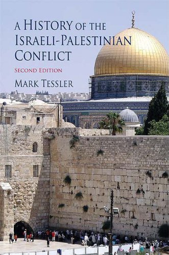 History of the Israeli-Palestinian Conflict  2nd 2009 (Revised) edition cover