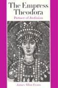 Empress Theodora Partner of Justinian  2002 edition cover