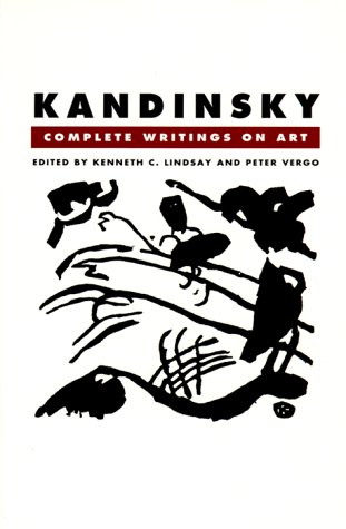 Kandinsky Complete Writings on Art 2nd (Revised) edition cover