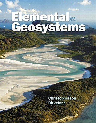 Elemental Geosystems Masteringgeography With Pearson Etext Standalone Access Card:   2015 edition cover