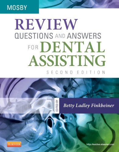 Review Questions and Answers for Dental Assisting  2nd edition cover
