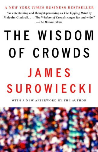 Wisdom of Crowds   2005 edition cover