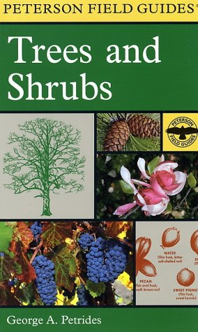 Field Guide to Trees and Shrubs Northeastern and North-Central United States and Southeastern and South-Central Canada 2nd 1973 edition cover
