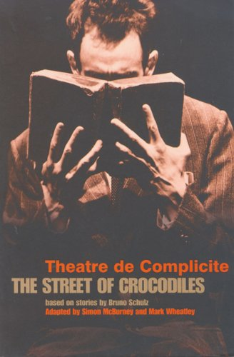 Street of Crocodiles   1999 edition cover
